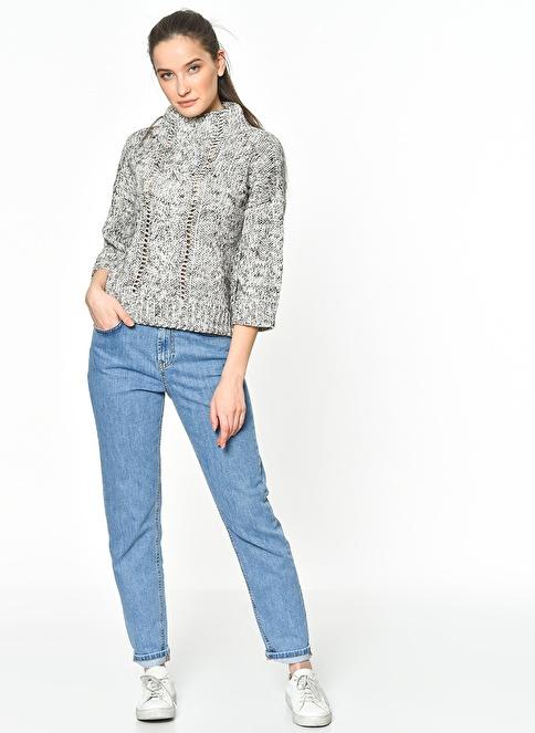 Vero Moda Jean Pantolon | Liv - Straight Mavi